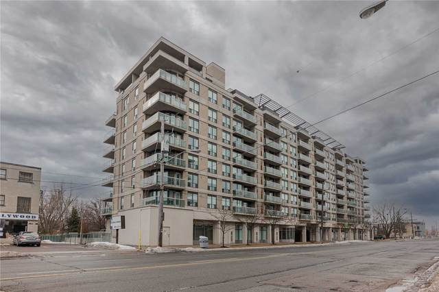 935 W Sheppard Ave #307, Toronto, ON M3H 2T7 (MLS #C5133954) :: Forest Hill Real Estate Inc Brokerage Barrie Innisfil Orillia
