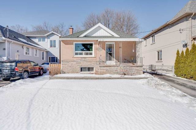 614 Coldstream Ave, Toronto, ON M6B 2L2 (MLS #C5133960) :: Forest Hill Real Estate Inc Brokerage Barrie Innisfil Orillia
