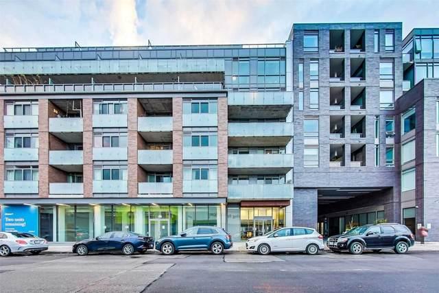 8 Gladstone Ave #402, Toronto, ON M6J 1J6 (MLS #C5133998) :: Forest Hill Real Estate Inc Brokerage Barrie Innisfil Orillia