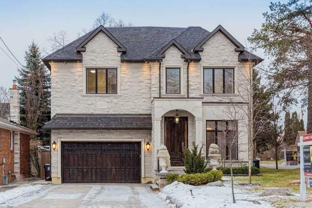 157 Burnett Ave, Toronto, ON M2N 1V6 (MLS #C5134063) :: Forest Hill Real Estate Inc Brokerage Barrie Innisfil Orillia