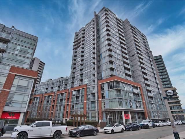 150 Sudbury St #1308, Toronto, ON M6J 3S8 (MLS #C5134071) :: Forest Hill Real Estate Inc Brokerage Barrie Innisfil Orillia
