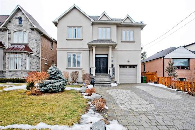 114 Mcallister Rd, Toronto, ON M3H 2N6 (MLS #C5134640) :: Forest Hill Real Estate Inc Brokerage Barrie Innisfil Orillia