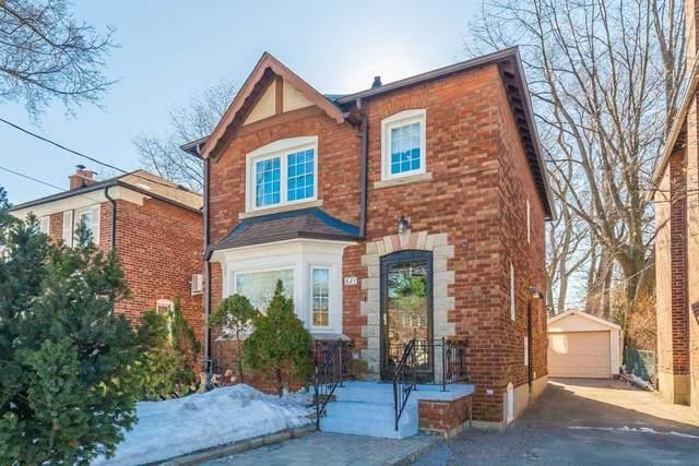 681 E Eglinton Ave, Toronto, ON M4G 2K6 (MLS #C5134762) :: Forest Hill Real Estate Inc Brokerage Barrie Innisfil Orillia