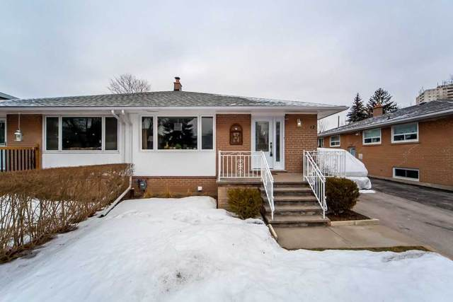 12 Pintail Cres, Toronto, ON M3A 2Y7 (MLS #C5134772) :: Forest Hill Real Estate Inc Brokerage Barrie Innisfil Orillia