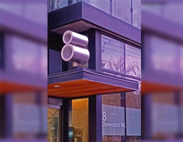 8 Dovercourt Rd #909, Toronto, ON M6J 0B6 (MLS #C5134873) :: Forest Hill Real Estate Inc Brokerage Barrie Innisfil Orillia
