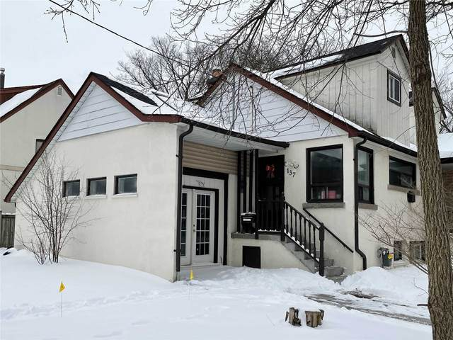 137 Patricia Ave, Toronto, ON M2M 1J3 (MLS #C5134953) :: Forest Hill Real Estate Inc Brokerage Barrie Innisfil Orillia