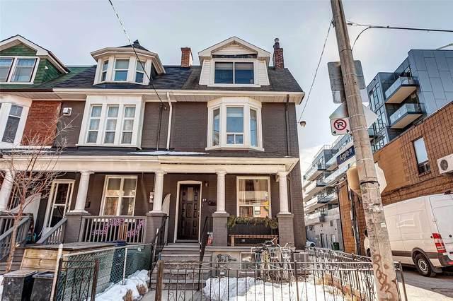37 Argyle St, Toronto, ON M6J 1N5 (MLS #C5134965) :: Forest Hill Real Estate Inc Brokerage Barrie Innisfil Orillia
