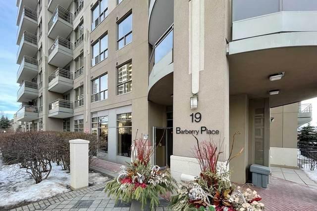 19 Barberry Pl #510, Toronto, ON M2K 3E3 (MLS #C5135034) :: Forest Hill Real Estate Inc Brokerage Barrie Innisfil Orillia