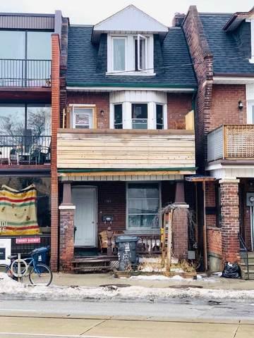 1393 Dundas St, Toronto, ON M6J 1Y4 (MLS #C5135121) :: Forest Hill Real Estate Inc Brokerage Barrie Innisfil Orillia