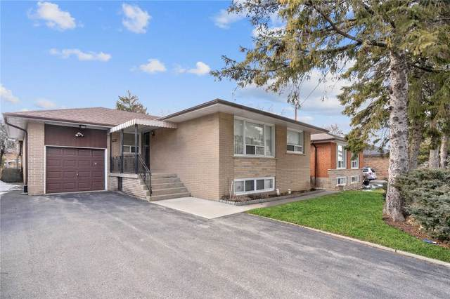 920 Willowdale Ave, Toronto, ON M2M 3C1 (MLS #C5135191) :: Forest Hill Real Estate Inc Brokerage Barrie Innisfil Orillia