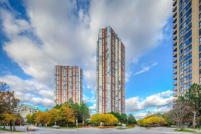 5 Concorde Pl #1203, Toronto, ON M3C 3M8 (MLS #C5135307) :: Forest Hill Real Estate Inc Brokerage Barrie Innisfil Orillia