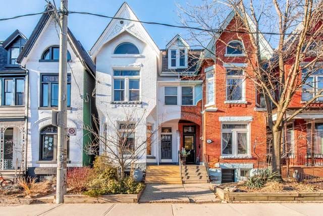 80 Mackenzie Cres, Toronto, ON M6J 1T3 (MLS #C5135309) :: Forest Hill Real Estate Inc Brokerage Barrie Innisfil Orillia