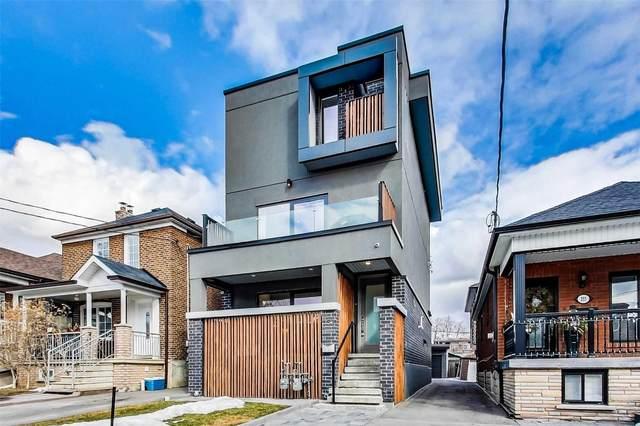 357 Glenholme Ave, Toronto, ON M6E 3E4 (MLS #C5135387) :: Forest Hill Real Estate Inc Brokerage Barrie Innisfil Orillia