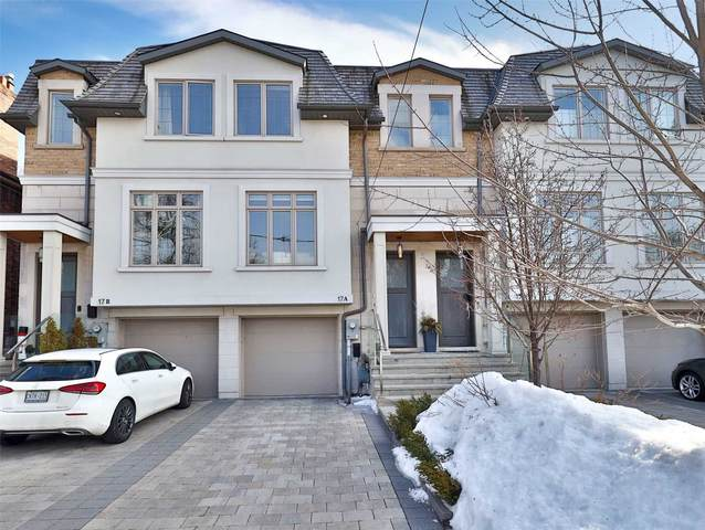 17A Roslin Ave, Toronto, ON M4N 1Y8 (MLS #C5135439) :: Forest Hill Real Estate Inc Brokerage Barrie Innisfil Orillia