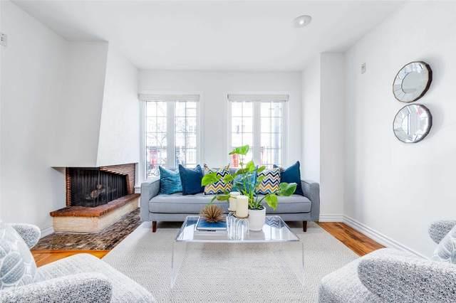 115 Earl Pl, Toronto, ON M4Y 1M4 (MLS #C5135521) :: Forest Hill Real Estate Inc Brokerage Barrie Innisfil Orillia