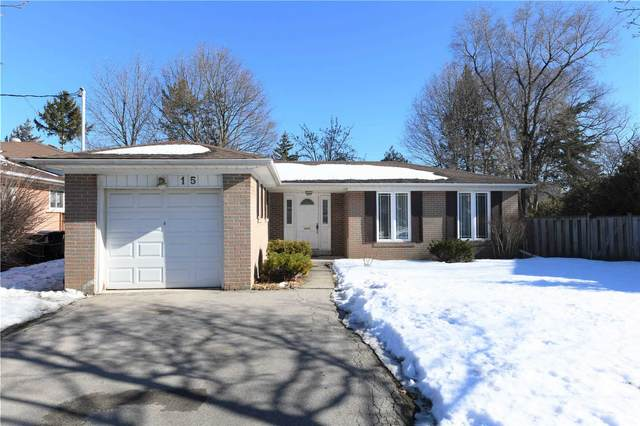 15 Hollybrook Cres, Toronto, ON M2J 2H5 (MLS #C5135556) :: Forest Hill Real Estate Inc Brokerage Barrie Innisfil Orillia