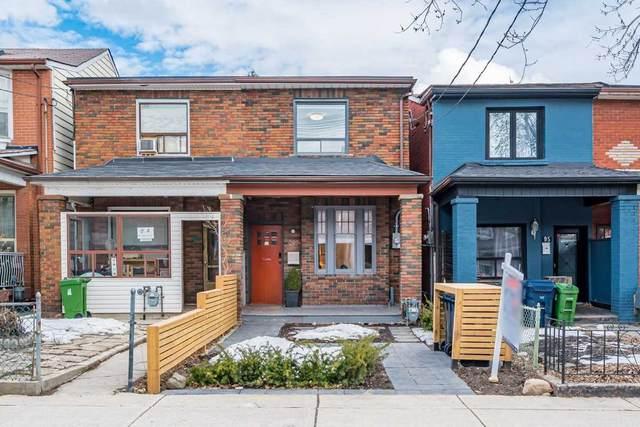 97 Palmerston Ave, Toronto, ON M6J 2J2 (MLS #C5135998) :: Forest Hill Real Estate Inc Brokerage Barrie Innisfil Orillia