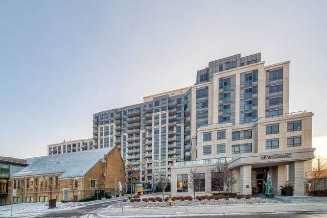 35 Saranac Blvd #424, Toronto, ON M6A 2G5 (MLS #C5136149) :: Forest Hill Real Estate Inc Brokerage Barrie Innisfil Orillia