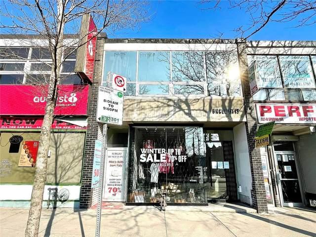 329 Spadina Ave, Toronto, ON M5T 2E9 (MLS #C5136340) :: Forest Hill Real Estate Inc Brokerage Barrie Innisfil Orillia