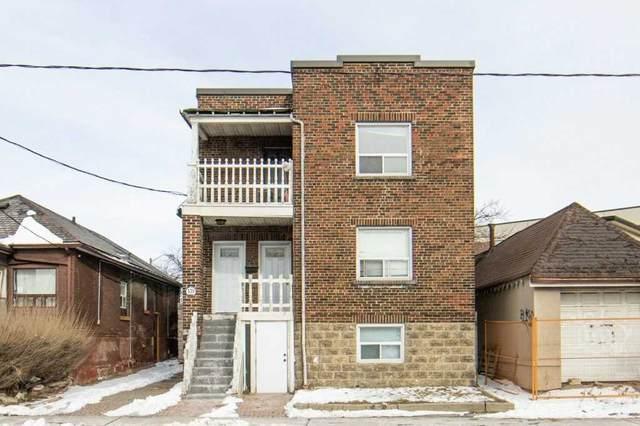 539 Vaughan Rd, Toronto, ON M6C 2R2 (MLS #C5136524) :: Forest Hill Real Estate Inc Brokerage Barrie Innisfil Orillia