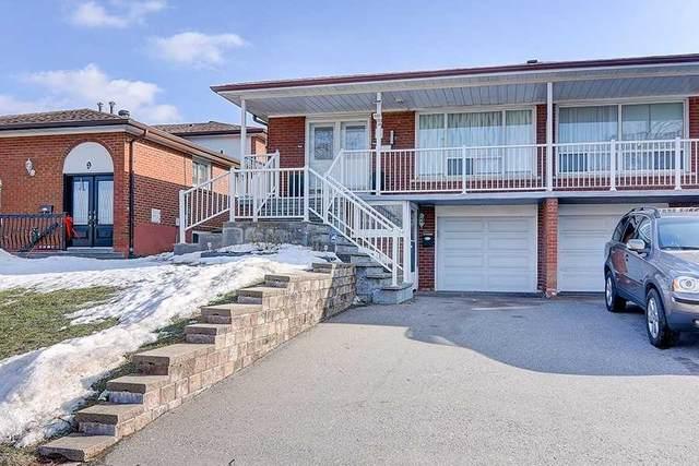 7 Sepia Dr, Toronto, ON M2J 4E9 (MLS #C5136634) :: Forest Hill Real Estate Inc Brokerage Barrie Innisfil Orillia