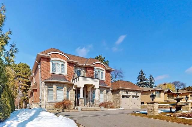 22 Harrison Rd, Toronto, ON M2L 1V4 (MLS #C5136675) :: Forest Hill Real Estate Inc Brokerage Barrie Innisfil Orillia