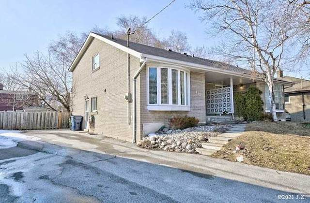 113 Marbury Cres, Toronto, ON M3A 2G3 (MLS #C5136977) :: Forest Hill Real Estate Inc Brokerage Barrie Innisfil Orillia