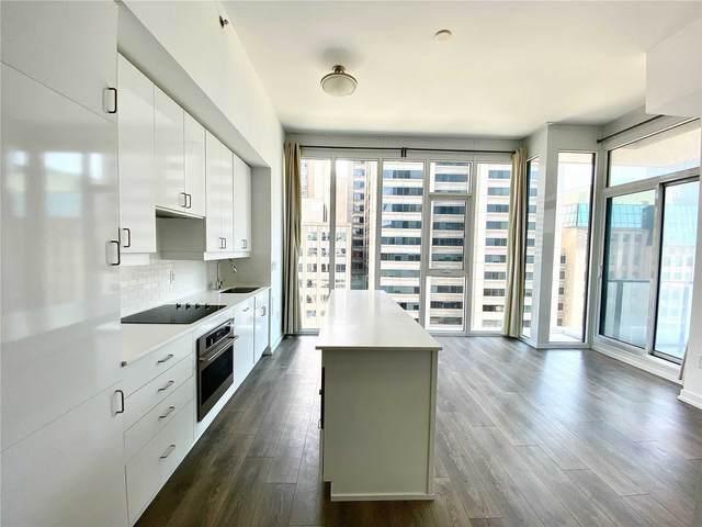426 University Ave #708, Toronto, ON M5G 1S9 (MLS #C5137047) :: Forest Hill Real Estate Inc Brokerage Barrie Innisfil Orillia