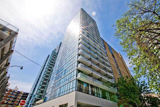 210 Simcoe St #1901, Toronto, ON M5T 0A9 (MLS #C5137206) :: Forest Hill Real Estate Inc Brokerage Barrie Innisfil Orillia