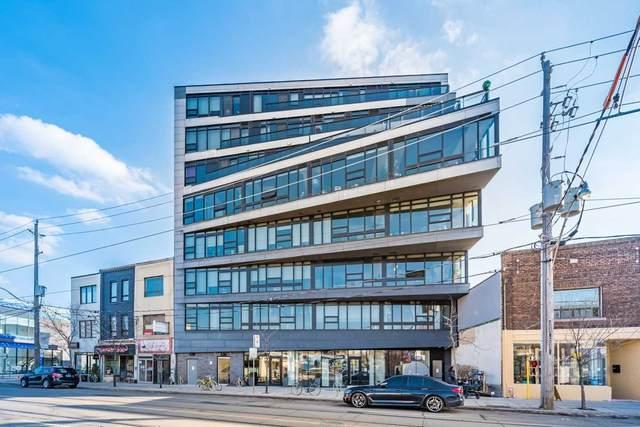 1239 W Dundas St #201, Toronto, ON M6J 0E8 (MLS #C5137217) :: Forest Hill Real Estate Inc Brokerage Barrie Innisfil Orillia
