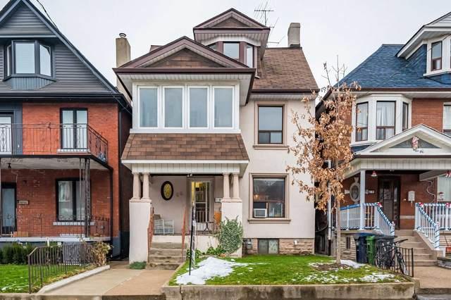 66 Beatrice St, Toronto, ON M6J 2T3 (MLS #C5137339) :: Forest Hill Real Estate Inc Brokerage Barrie Innisfil Orillia