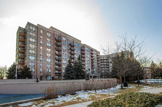 1720 E Eglinton Ave #801, Toronto, ON M4A 2X8 (MLS #C5137496) :: Forest Hill Real Estate Inc Brokerage Barrie Innisfil Orillia
