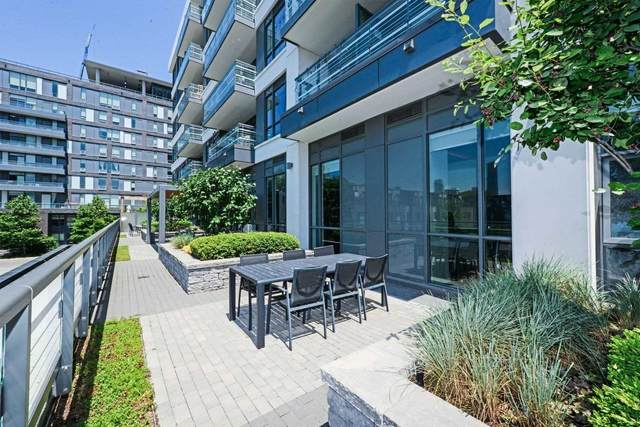 200 Sackville St #1101, Toronto, ON M5A 0B9 (MLS #C5137505) :: Forest Hill Real Estate Inc Brokerage Barrie Innisfil Orillia