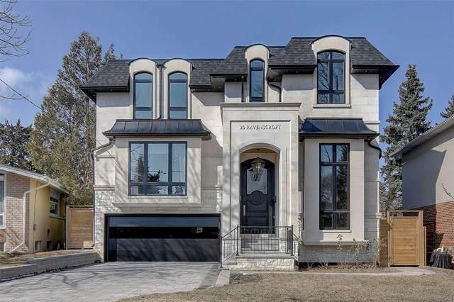 20 Ravenscroft Circ, Toronto, ON M2K 1W9 (MLS #C5137876) :: Forest Hill Real Estate Inc Brokerage Barrie Innisfil Orillia