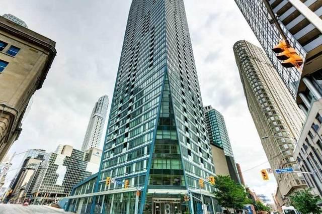 8 The Esplanade #5504, Toronto, ON M5E 0A6 (MLS #C5138399) :: Forest Hill Real Estate Inc Brokerage Barrie Innisfil Orillia