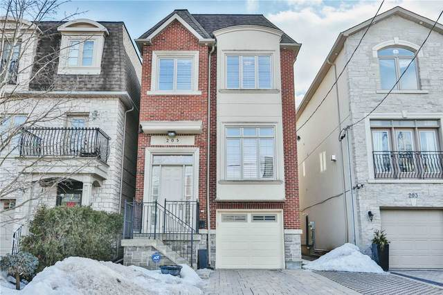 205 Roslin Ave, Toronto, ON M4N 1Z5 (MLS #C5138426) :: Forest Hill Real Estate Inc Brokerage Barrie Innisfil Orillia