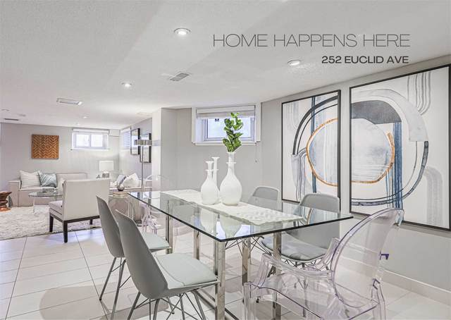 252 Euclid Ave, Toronto, ON M6J 2K2 (MLS #C5138445) :: Forest Hill Real Estate Inc Brokerage Barrie Innisfil Orillia