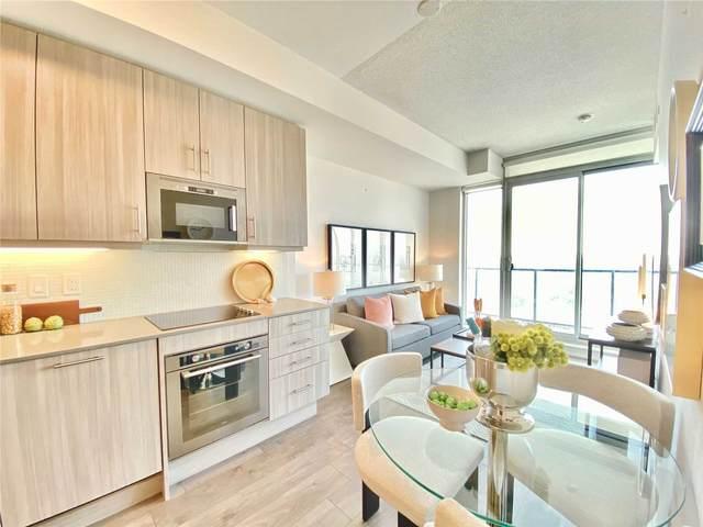 297 College St #1511, Toronto, ON M5T 0C2 (MLS #C5138502) :: Forest Hill Real Estate Inc Brokerage Barrie Innisfil Orillia