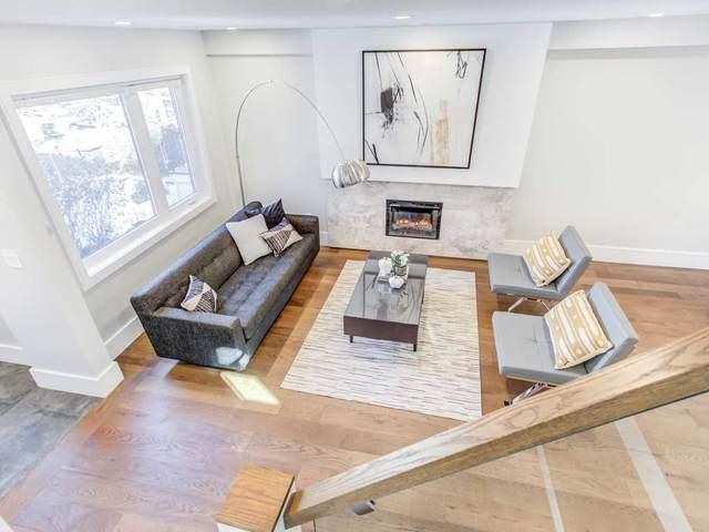 341 Woburn Ave, Toronto, ON M5M 1L3 (MLS #C5138579) :: Forest Hill Real Estate Inc Brokerage Barrie Innisfil Orillia