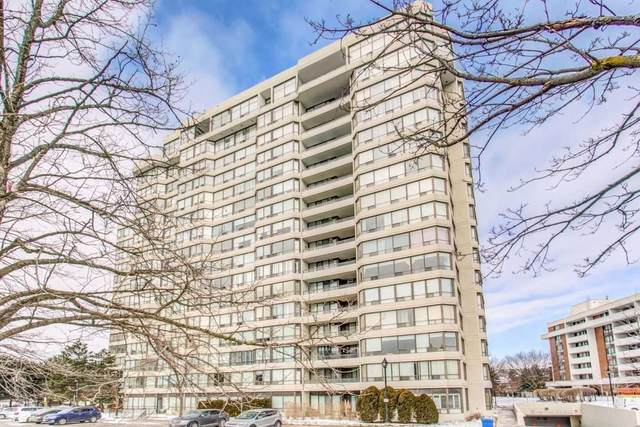 1131 W Steeles Ave #1204, Toronto, ON M2R 3W8 (MLS #C5138765) :: Forest Hill Real Estate Inc Brokerage Barrie Innisfil Orillia