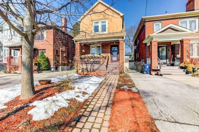 262 Deloraine Ave, Toronto, ON M5M 2B3 (MLS #C5138920) :: Forest Hill Real Estate Inc Brokerage Barrie Innisfil Orillia