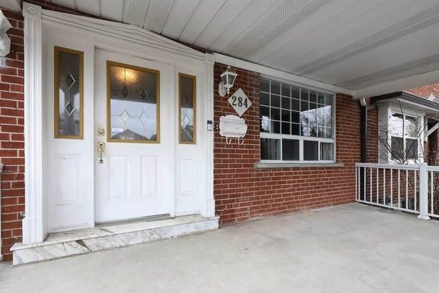 284 Oakwood Ave, Toronto, ON M6E 2V6 (MLS #C5139113) :: Forest Hill Real Estate Inc Brokerage Barrie Innisfil Orillia