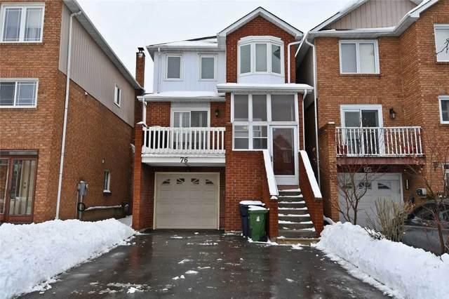 76 Festival Dr, Toronto, ON M2R 3V1 (MLS #C5139221) :: Forest Hill Real Estate Inc Brokerage Barrie Innisfil Orillia