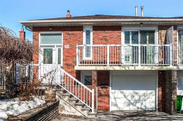 89 Pindar Cres, Toronto, ON M2J 3L3 (MLS #C5139222) :: Forest Hill Real Estate Inc Brokerage Barrie Innisfil Orillia