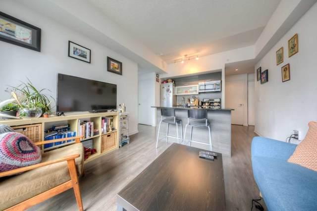 36 Lisgar St 803W, Toronto, ON M6J 0C7 (MLS #C5140391) :: Forest Hill Real Estate Inc Brokerage Barrie Innisfil Orillia