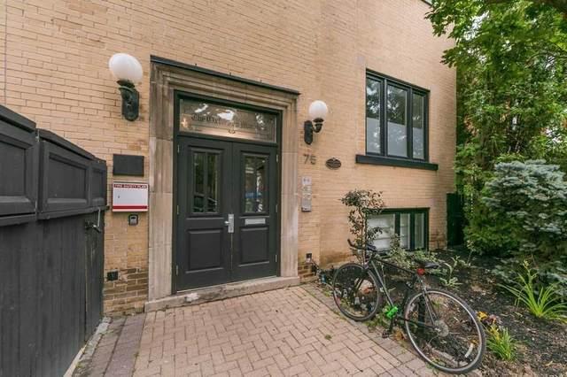 75 Markham St #11, Toronto, ON M6J 2G4 (MLS #C5141263) :: Forest Hill Real Estate Inc Brokerage Barrie Innisfil Orillia