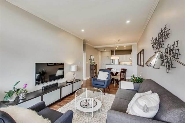 1 Leaside Park Dr #205, Toronto, ON M4H 1R1 (MLS #C5195589) :: Forest Hill Real Estate Inc Brokerage Barrie Innisfil Orillia