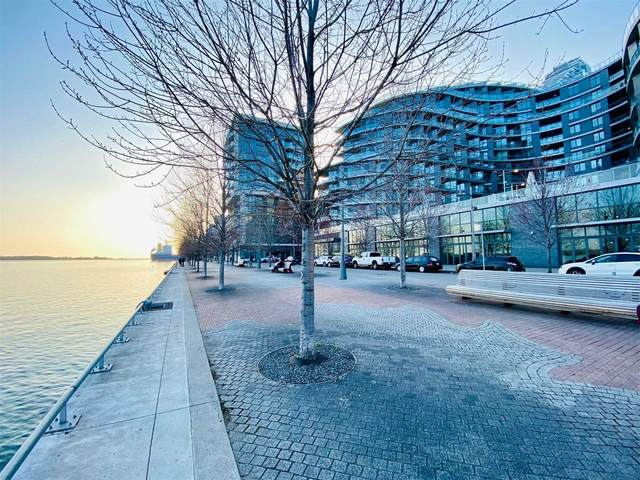 1 Edgewater Dr #217, Toronto, ON M5A 0L1 (#C5198448) :: The Ramos Team