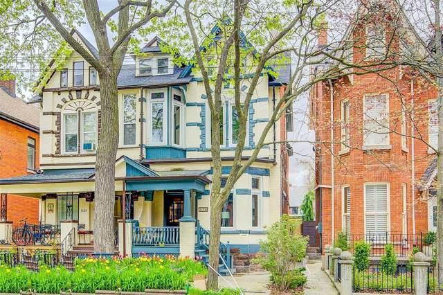 319 Markham St, Toronto, ON M6G 2K8 (MLS #C5224379) :: Forest Hill Real Estate Inc Brokerage Barrie Innisfil Orillia