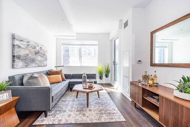 115 Blue Jays Way #717, Toronto, ON M5V 0C4 (MLS #C5224688) :: Forest Hill Real Estate Inc Brokerage Barrie Innisfil Orillia